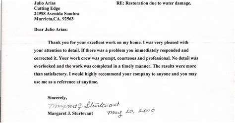 Insurance Claim Letter For Flood Damage Water Damage Restoration Services In Carlsbad Cutting Edge
