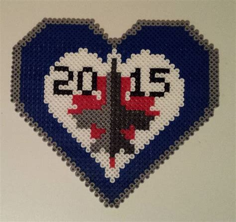 pattern maker winnipeg 17 best images about fuse beads sports on pinterest