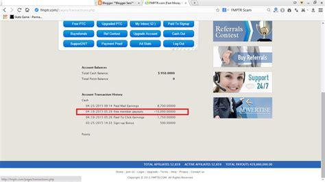 blogger adalah fmptr com adalah scam blogger seni