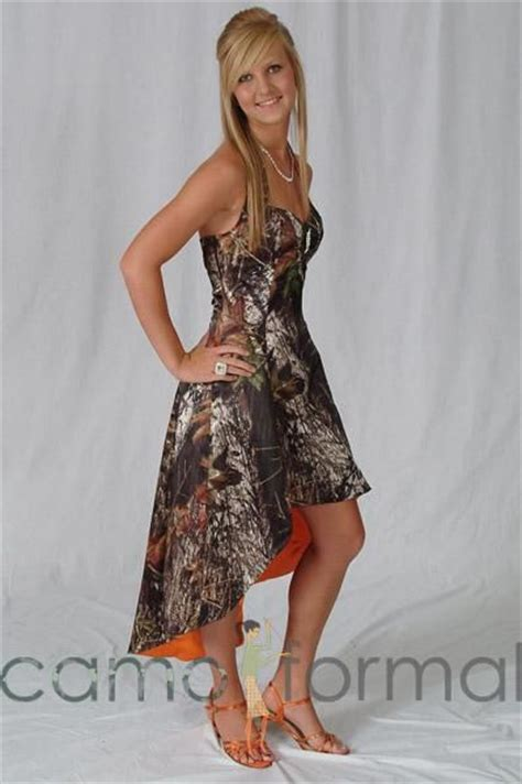 Camo Dressers by 25 Best Ideas About Camo Homecoming Dresses On