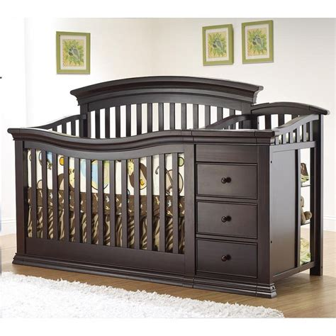Changing Table On Crib Best 25 Crib With Changing Table Ideas On Portable Changing Table Baby Crib And