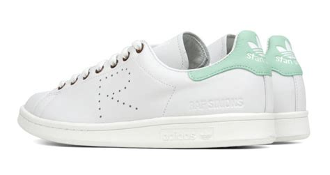 Raf Simons Shoes Cost by This Raf Simons X Adidas Originals Stan Smith Collaboration Will Cost How Much Kicksonfire