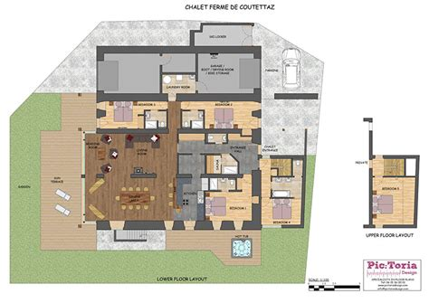 The Nanny Floor Plan by The Nanny Floor Plan The Nanny Floor Plan Estates At