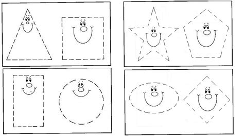 figuras geometricas basicas para preescolar las figuras geom 201 tricas