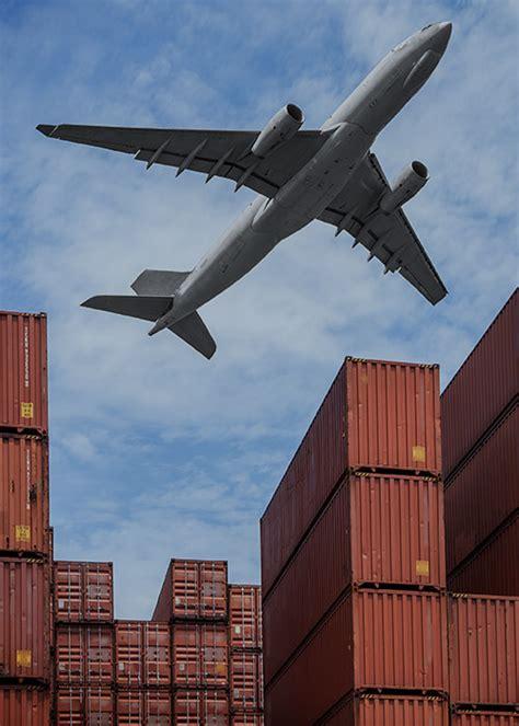 entreprise de transport international fret aerien