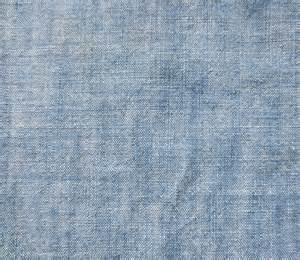Blue Chambray Fabric Images