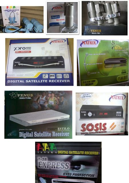 Harga Matrix Parabola Digital indah elektronik sparepart parabola digital satelit
