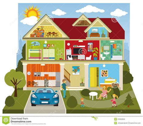 interior of the house inside clipart house cartoon pencil and in color inside clipart house cartoon