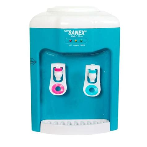 Water Dispenser Sanex sanex dispenser galon atas panas dan normal d 102 putih