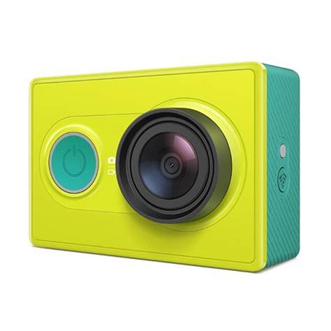 blibli yi camera jual xiaomi yi action camera versi internasional green