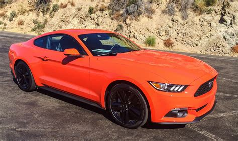 2015 ford mustang review caradvice