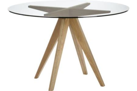 Teepee Dining Table Teepee Dining Table An Combination Of Wood And Glass Modern Home Decor