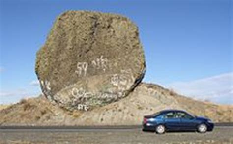 haircut boulder wa glacial erratic wikipedia