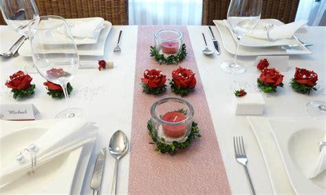 Deko Hochzeit Rot by Tischdeko Creme Rosa Rot Alle Guten Ideen 252 Ber Die Ehe
