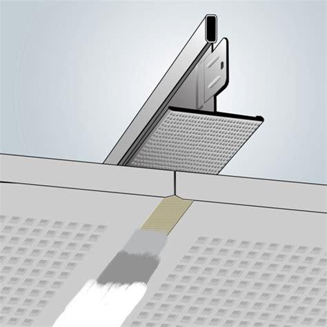 Concealed Grid Suspended Ceiling by T40 Wf 3838 Range Suspended Ceiling Grid