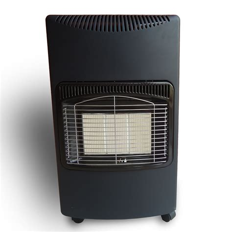Gas Heaters Portable Gas Cabinet Heater With Regulator Hose 4 2kw New