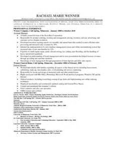 Funeral Director Resume by Resume For Golf Course Manager