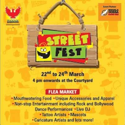 tattoo in viman nagar street fest from 22 to 24 march 2013 at phoenix marketcity
