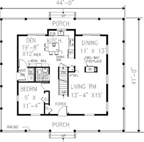 acadian floor plans dunlora place acadian home plan 089d 0111 house plans