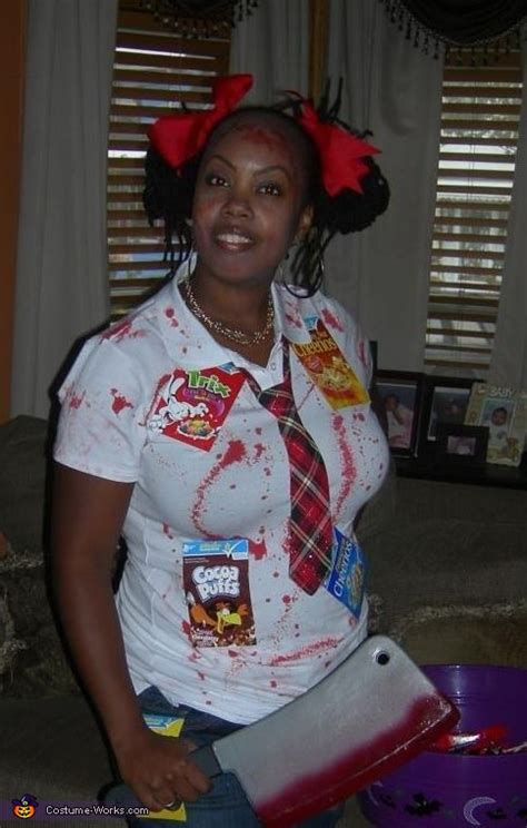 cereal serial killer halloween costume