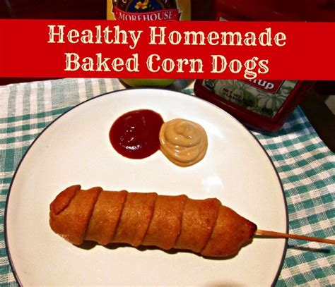 baked corn dogs healthy baked corn dogs hungry hobby