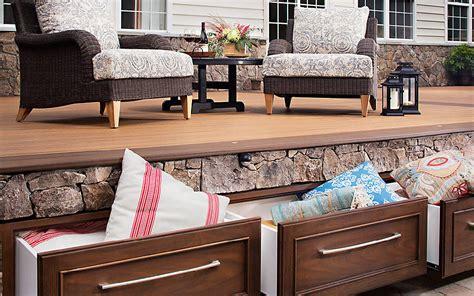 Kitchen Under Cabinet Lighting Options Outdoor Kitchens Deck Storage Boxes Amp Benches Trex