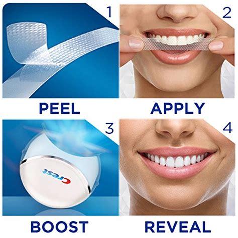 crest 3d white whitestrips with light crest 3d white whitestrips with light teeth whitening kit
