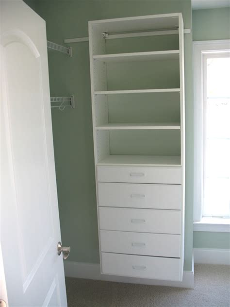 our services offered by add it inc closet shelving