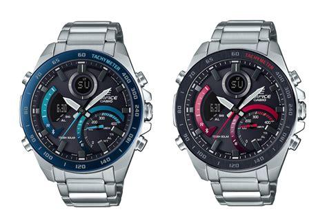 montre casio edifice ecb900db ablogtowatch boutique montres vs boutique de montres