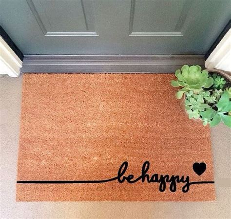 Entry Door Mats For Doors Best 25 Doormats Ideas On Welcome Mats