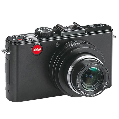 Leica D 3 Ultracompact Digicam Packs In 10 Megapixels by Leica D 5 Digital 18150 Digital Compact