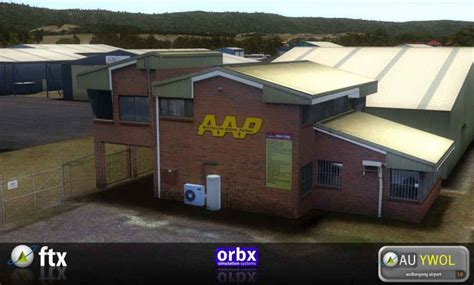 orbx ftx wollongong airport ywol dvd pc aviator