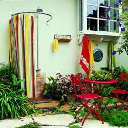 Rv Outdoor Shower Curtain 15 Outdoor Showers That Will Totally Make You Want To