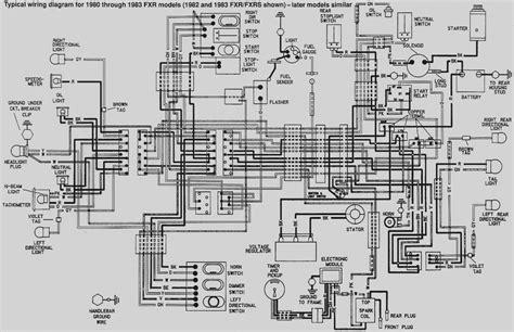 1980 harley davidson sportster wiring diagram pdf wiring