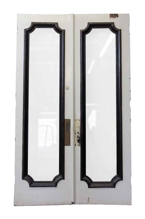 Glass Swing Doors Swing Doors With Glass Panel Olde