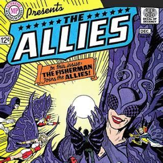 The Allies the allies team comic vine