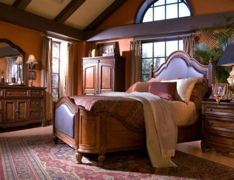 Toscana Bedroom Set by Bedroom Sets Toscana Eastern King Footboard By Broyhill