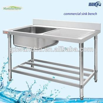 Kitchen Sink Table Wine Price by Stainless Steel Single Bowl Single Drain Kitchen Sinks