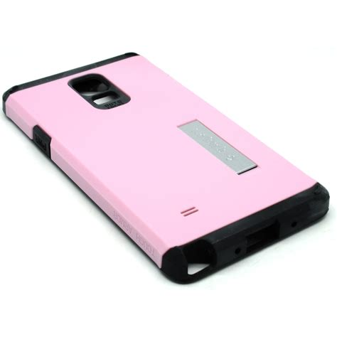 Sgp Tough Armor Plastic Tpu Combination For Smartphone Oem 10 sgp tough armor plastic tpu combination with kickstand for galaxy note 4 oem pink