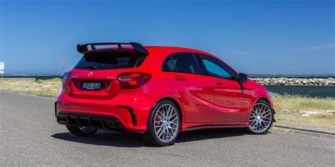 car mercedes 2016 2016 mercedes amg a45 4matic review caradvice