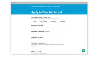 Clear My Criminal Record Clear My Record Clearing Low Level Criminal Records