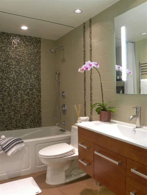 small contemporary bathrooms small bath remodel contemporary bathroom orange county by fg design