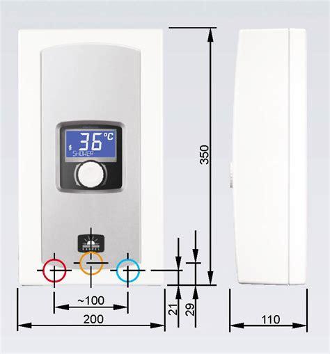 kw 55 haus durchlauferhitzer mit 230 volt klimaanlage und heizung