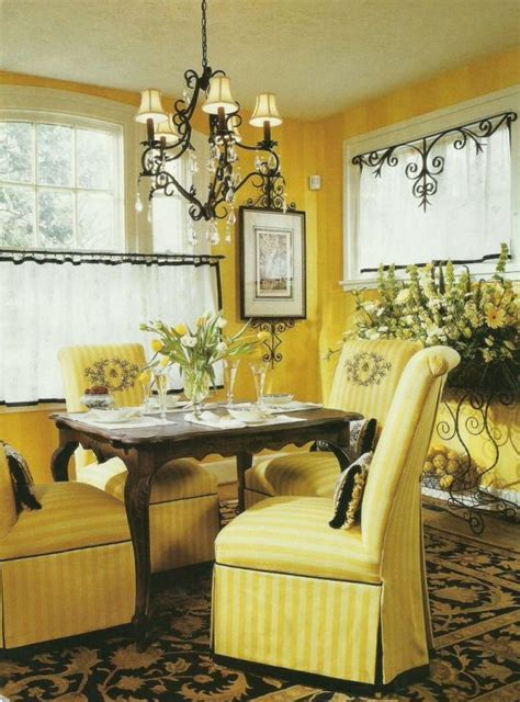 Yellow Dining Rooms 10 Best Images About Kitchens On Shelves Cottages And Hoosier Cabinet