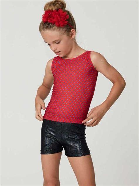 girls dance shorts pattern  treasurie  childhood