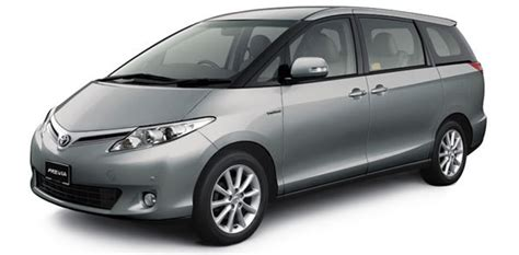 8 Seater Toyota Previa Toyota Previa 8 Seater Reviews Prices Ratings With