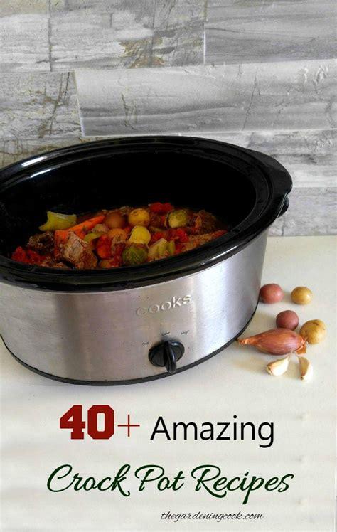 crock pot recipes ideas  cooking   slow cooker