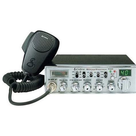 best cobra cb radio cobra electronics corporation 25 wx nw st best buy
