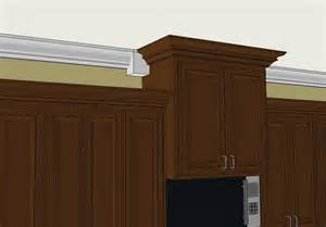 Pictures Of Crown Molding On Kitchen Cabinets by Cool Crown Molding Kitchen Cabinets On Came In Today And