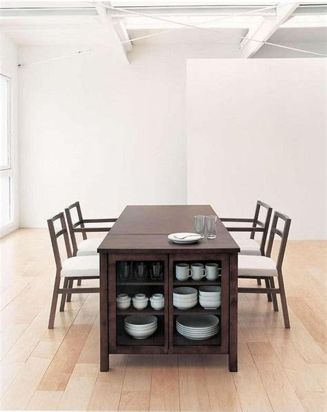 idea for dining table from muji japan for the home